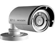 Camara con LED infrarrojos HD - DS-2CE16D0T-IRF